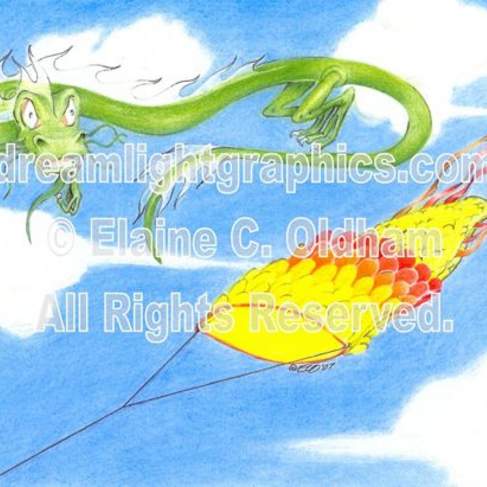 Hazards Of Kite Flying