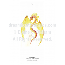 Firedrake © 1997 Elaine C. Oldham, all rights reserved