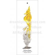 Phoenix Risen (c) 2014 Elaine C. Oldham