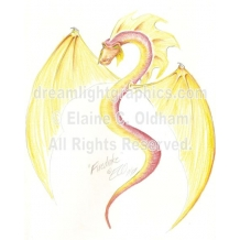 Firedrake (c) 1997 Elaine C. Oldham, all rights reserved)