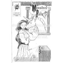 Minstrel Fair #6 cover art
