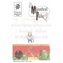 Minstrel Fair #14 cover art