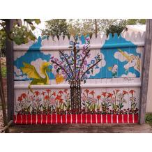 The Magic Garden Mural