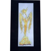 Phoenix Bookmark