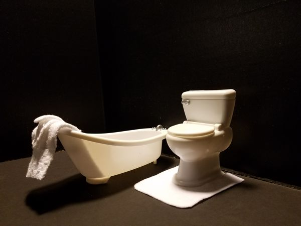 New Bathroom Sets