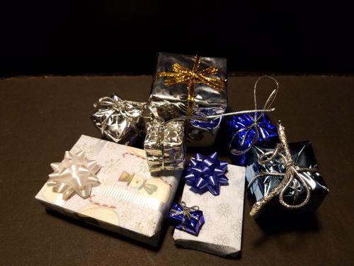 New Christmas Presents Set